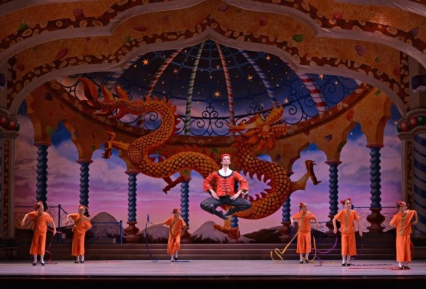 8_charlotte-ballet_jean-pierre-bonnefouxs-nutcracker_humberto-ramazzina-as-tea_photo-by-peter-zay_web-1024x695