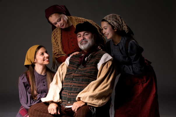 Fiddler on the Roof Promos
