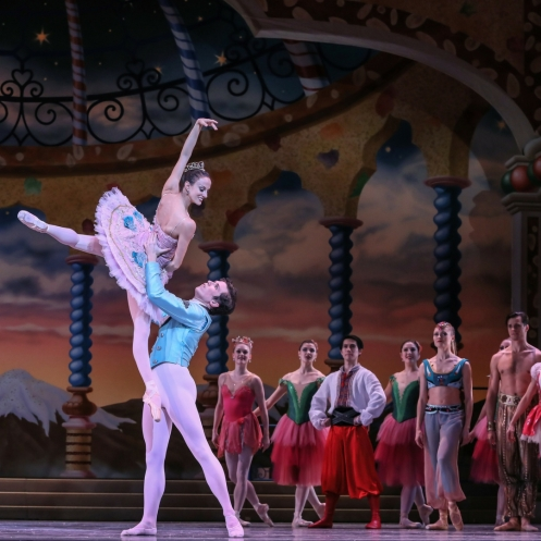 1718Nutcracker_Alessandra Ball James and Josh Hall_ Sugar Plum_Photo by Jeff Cravottafix_1112-8058_square[11]
