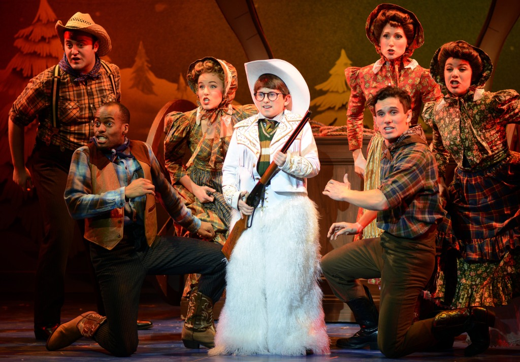 Photo 3 - Colton_Maurer_as_Ralphie_and_the_Company_of_A_CHRISTMAS_STORY