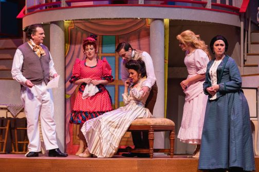 Show Boat Dress Rehearsal; June 6th, 2019