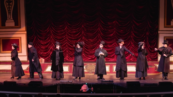 A Gentleman's Guide to Love & Murder, Final Dress Rehearsal; July 18th, 2019