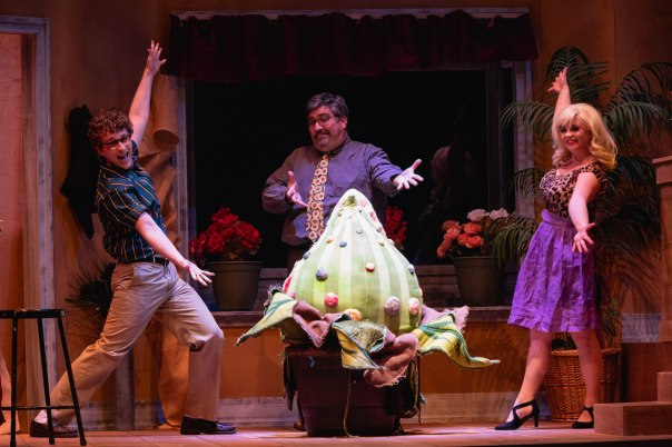 Little Shop of Horrors Final Dress Rehearsal; October 24th, 2019