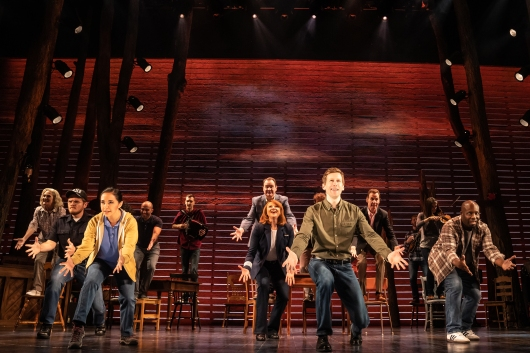 The North American Tour of Come From Away Photo Credit Matthew Murphy_0423-Edit